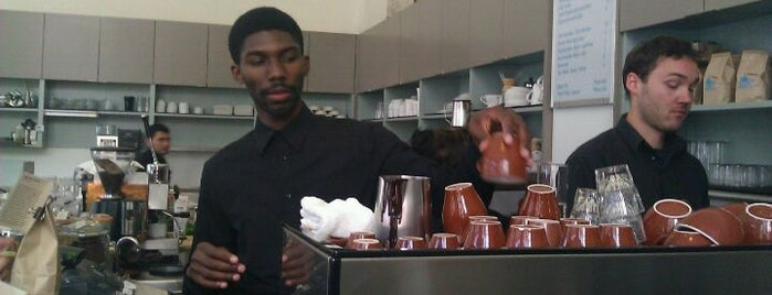 Blue Bottle Coffee is one of Top picks for Coffee Shops.