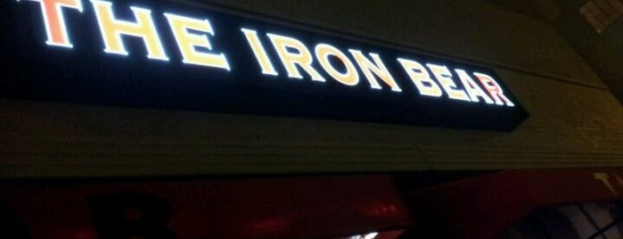 The Iron Bear is one of SXSW Music Shows and Free Parties Locations.