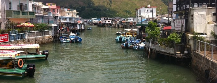 Tai O 大澳 is one of 101个宿位,在香港见到你死之前 - 101 places in Hong Kong.