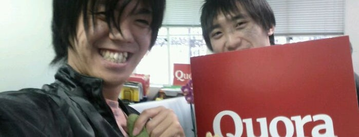 Quora HQ is one of Startups World.