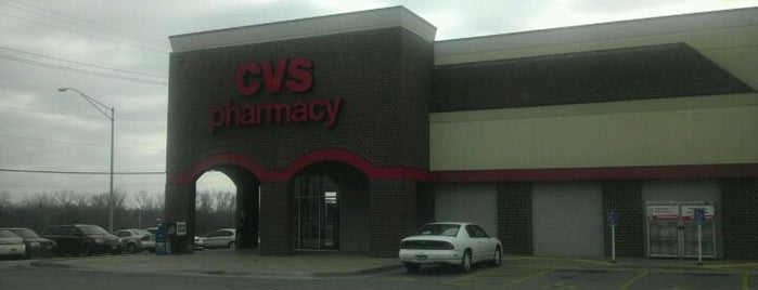 CVS pharmacy is one of Marty mar always love and thanks.