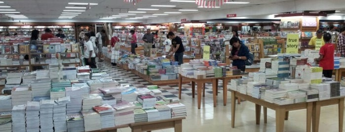 Gramedia is one of Nanda's All Favorite♥♚.