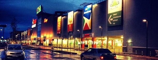 MEGA Mall is one of Locais curtidos por Регина.
