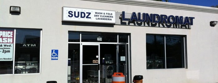 Sudz Wash & Fold is one of Marciaさんのお気に入りスポット.