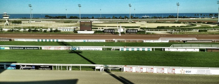 Hippodrome de la Côte d'Azur is one of Come back.