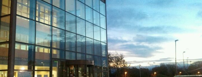 DCU Library is one of Dublin: Favourites & To Do.