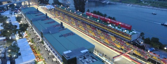 F1 Pit Building is one of #myhints4Singapore.