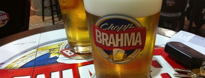 Quiosque Chopp Brahma is one of Lugares favoritos de Diego.
