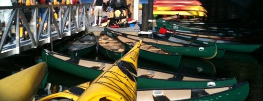 Charles River Canoe & Kayak is one of My Boston Bean.
