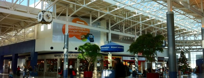 Main Terminal is one of Big Country's Airport Adventures.