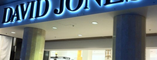 David Jones - Men's Store is one of Melbourne, VIC, Australia.