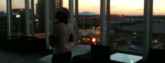 2011 Atlanta Foursquare Day Party is one of Lugares guardados de Michael.