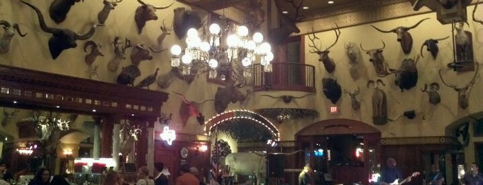 Buckhorn Saloon and Museum is one of San Antonio - Get Full. Have Fun. #visitUS #4sq.