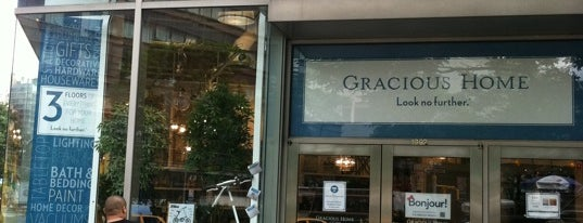 Gracious Home is one of NY Loves Me.