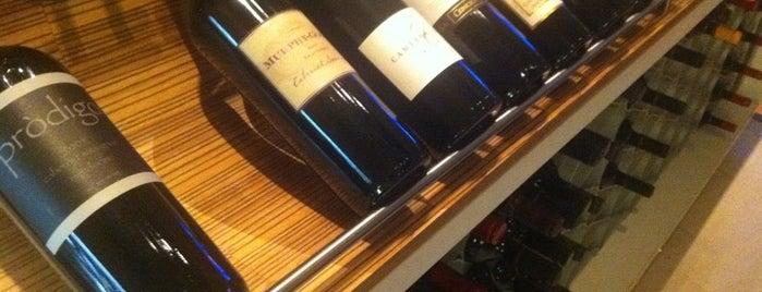 Cork Wine Bar is one of Chris : понравившиеся места.