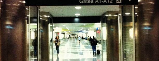 Boston Logan International Airport (BOS) is one of Airports of the World.