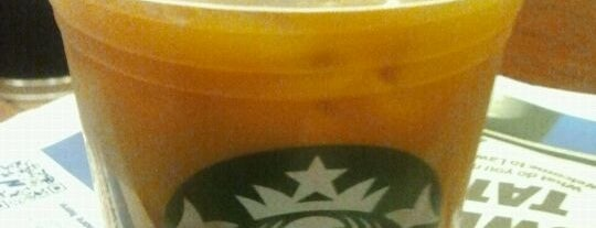 Starbucks is one of Lugares favoritos de Rick.