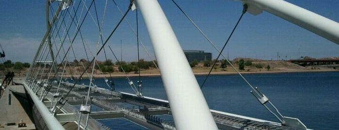 Tempe Town Lake West Dam is one of Brookさんのお気に入りスポット.