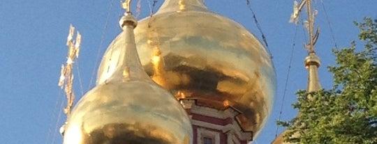 Храм Воскресения Христова в Кадашах is one of Ф.