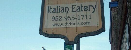 D'Vinci's is one of Jennifer 님이 좋아한 장소.