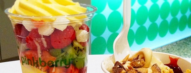 Pinkberry is one of The Discerning Brit's Guide to Orlando, FL.