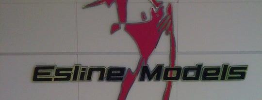 Esline Model Casting is one of สถานที่ที่บันทึกไว้ของ dderyam1907💛💙.