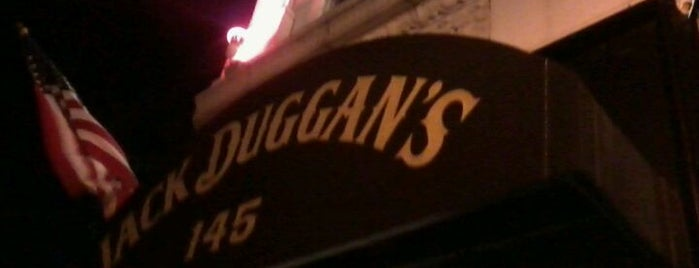 Jack Duggan's Pub & Restaurant is one of Fan-fave spots to catch the #Isles on TV.