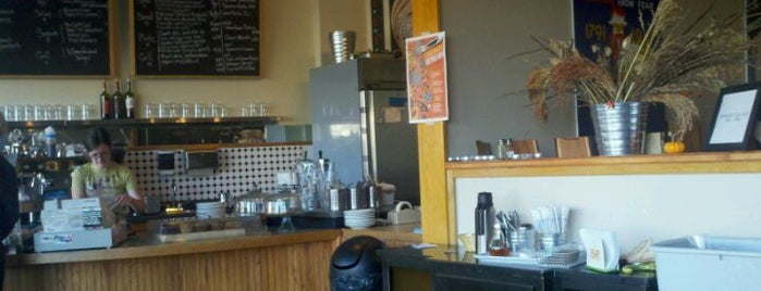 Mermaid Cafe is one of Best coffee shops in Madison WI.