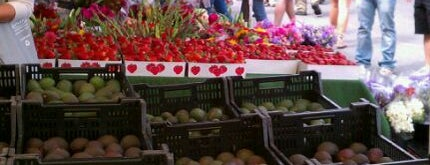 Hillcrest Farmers Market is one of cali.