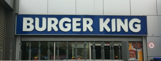 Burger King is one of İstanblue.