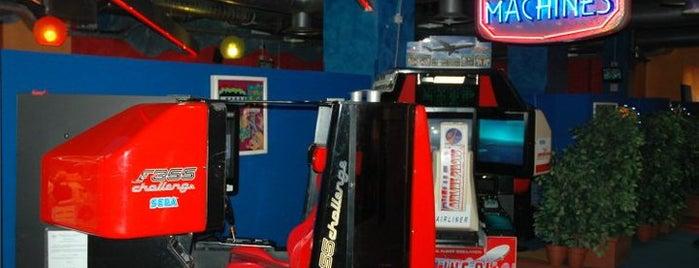 Sala Giochi Extraball Travertino is one of Best Video Arcades.