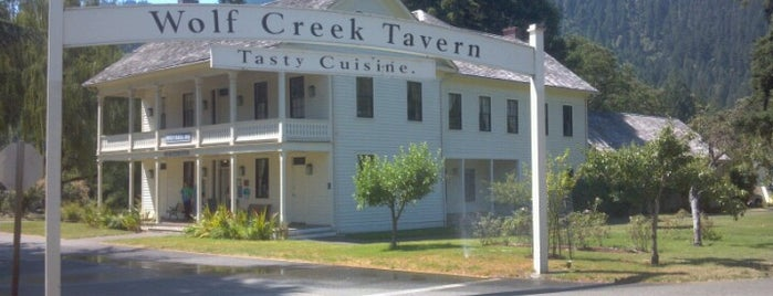Wolf Creek Inn is one of Valentino : понравившиеся места.