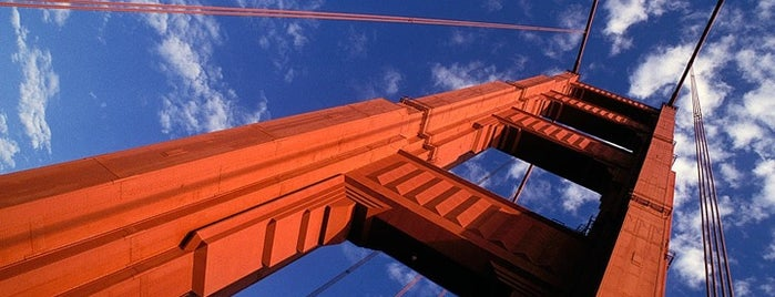 "Ponte Golden Gate is one of The Perfect ""Mom-in-Town"" Activities (Bay Area)."