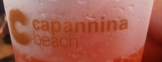 Capannina Beach is one of FVG Nightlife Spots.