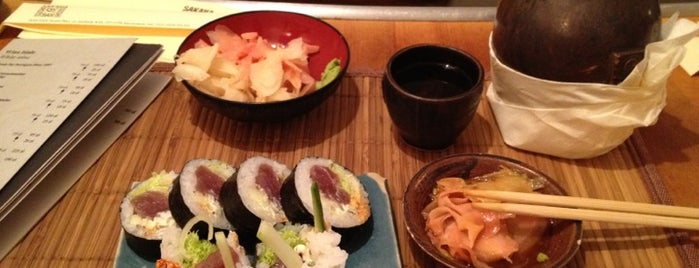 Sakana Sushi is one of [To-do] Warsaw.