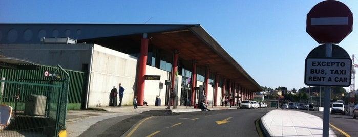 Aeropuerto de Vigo (VGO) is one of Airports in SPAIN.