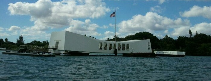 World War II Valor in the Pacific National Monument is one of Oahu: The Gathering Place.