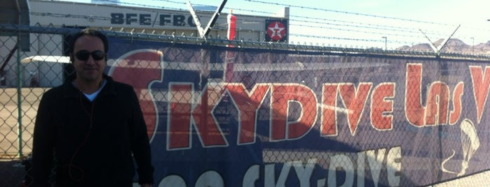 Skydive Las Vegas is one of Las Vegas City Guide.