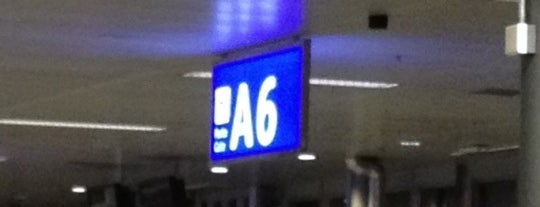 Gate A6R is one of Geneva (GVA) airport venues.