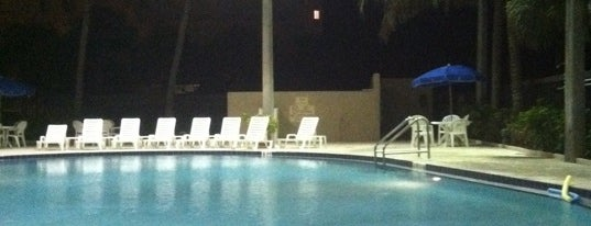Hampton Inn by Hilton is one of Hotels I've stayed in Cocoa Beach.