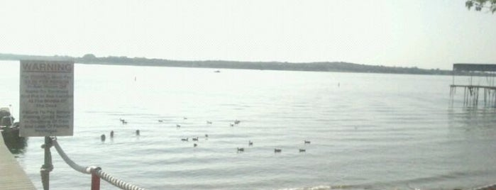 Eagle Mountain Lake is one of Explore Fort Worth Recreation.