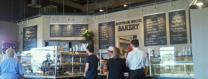 Bartram House Bakery & Cafe is one of Lugares favoritos de Chad.