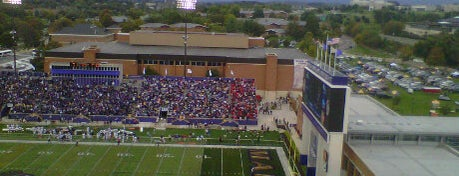 James Madison University is one of College Love - Which will we visit Fall 2012.