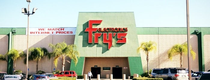 Fry's Electronics is one of BEST of CSUN 2012.