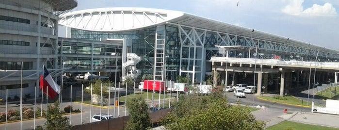 Aeropuerto Internacional Comodoro Arturo Merino Benítez (SCL) is one of Airports - worldwide.