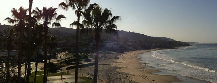 Laguna Beach Boardwalk is one of Los Angeles LAX & Beaches.