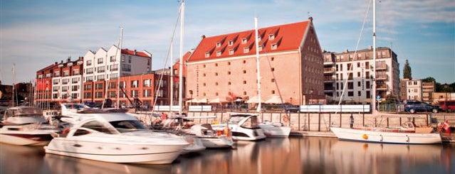 Hotel Gdańsk is one of Gespeicherte Orte von Steffen.