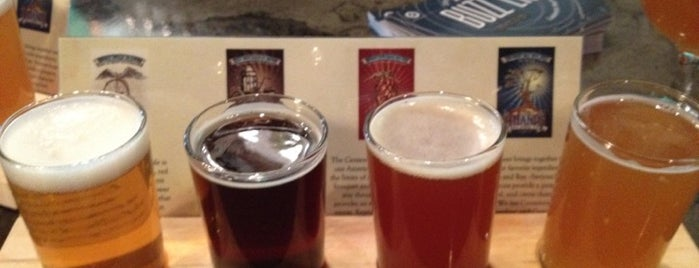 4 Hands Brewing Co. is one of St. Louis brewpubs.