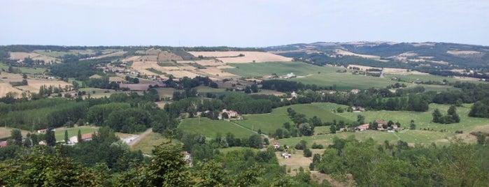 Le Panoramique Cordes Sur Ciel is one of สถานที่ที่ Andreina ถูกใจ.