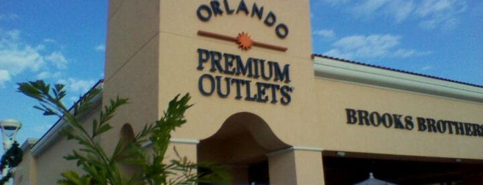 Orlando Vineland Premium Outlets is one of My vacation @Orlando.
